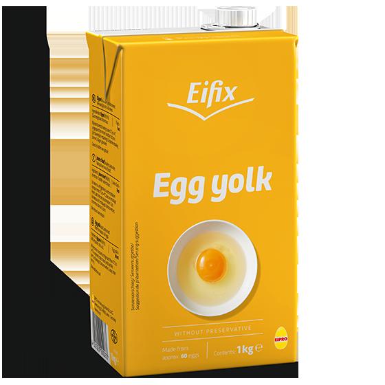 Pasteurisiertes Ei